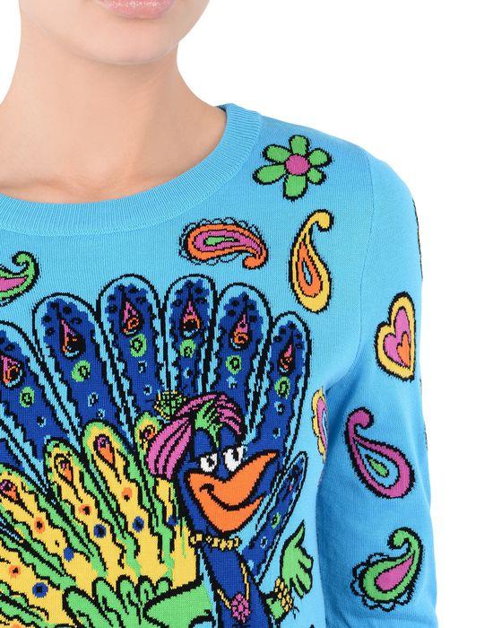 Short sleeve jumper Woman MOSCHINO