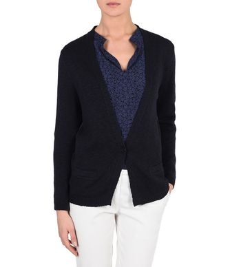 NAPAPIJRI DOMINICA WOMAN CARDIGAN,BLUE