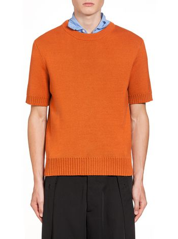 Marni Cotton knit Man