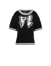 Short sleeve jumper Woman BOUTIQUE MOSCHINO