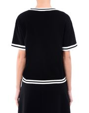 BOUTIQUE MOSCHINO Short sleeve jumper D d