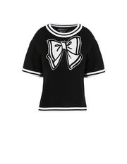 BOUTIQUE MOSCHINO Short sleeve jumper D f