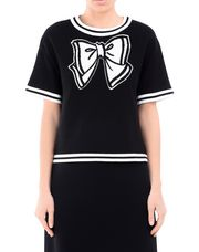 Short sleeve jumper Woman BOUTIQUE MOSCHINO