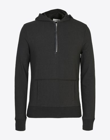 MAISON MARGIELA 14 Hooded sweatshirt U Slim fit sweatshirt f