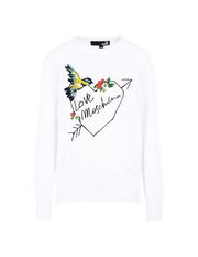 Long sleeve sweater Woman LOVE MOSCHINO