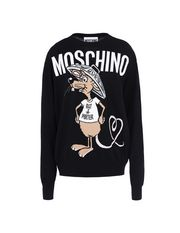 MOSCHINO Long sleeve sweater D f