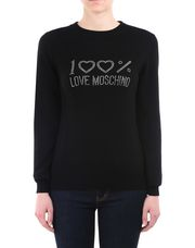 LOVE MOSCHINO Long sleeve sweater D r