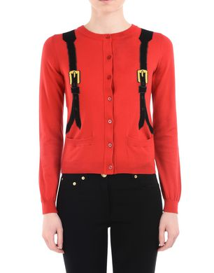 MOSCHINO Long sleeve sweater D r