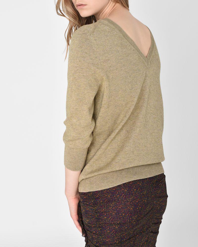 Isabel Sweater Size V Marant neck 42 Etoile wzqZBwA