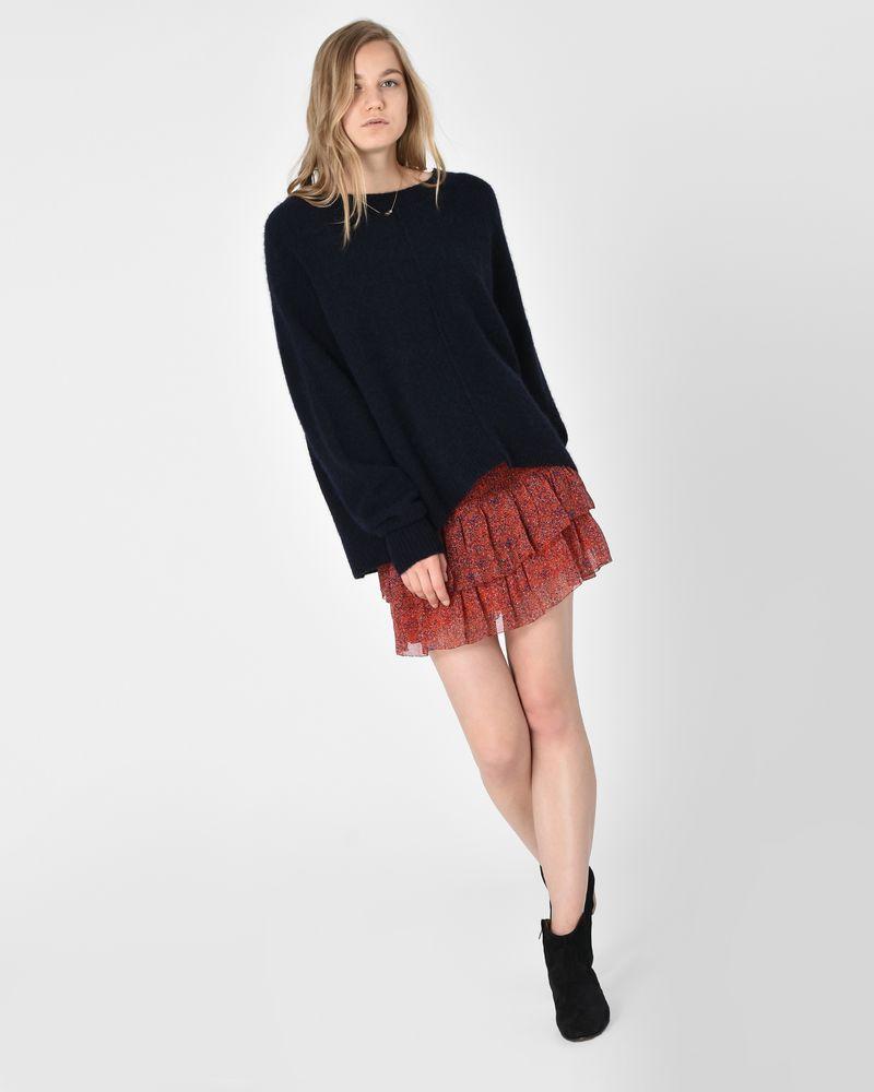Chester Oversize alpaca sweater ISABEL MARANT ÉTOILE