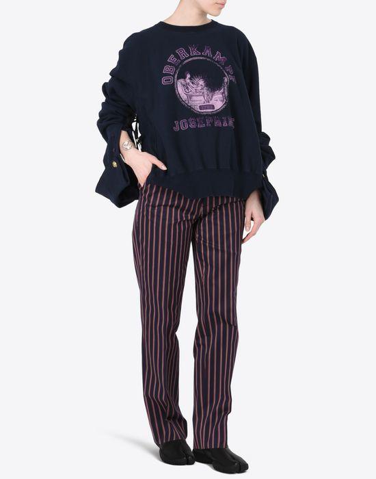 MAISON MARGIELA Josephine Oberkamph' sweatshirt Top D d