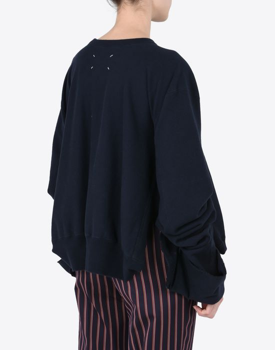 MAISON MARGIELA Josephine Oberkamph' sweatshirt Top D e