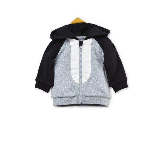 Buddy Penguin Cardigan