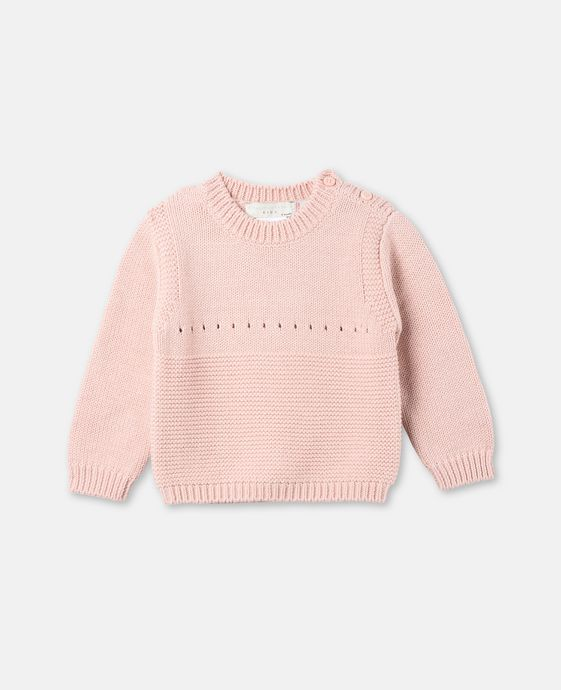 Thumper Pink Bunny Sweater