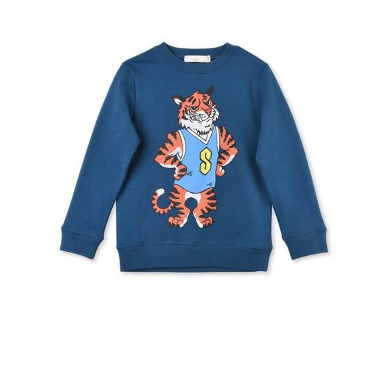 Biz Tiger Mascot Jumper