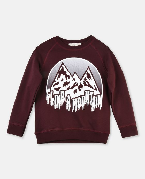 Billy Climb A Mountain Sweatshirt
