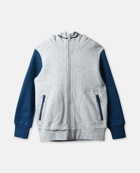 Bandit Grey Hockey Hooded Sweatshirt