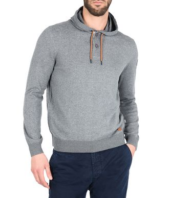NAPAPIJRI DUST MAN CREWNECK,GREY