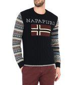 NAPAPIJRI Crewneck sweater Man DINGLE f