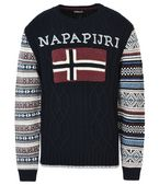 NAPAPIJRI DINGLE Crewneck U a