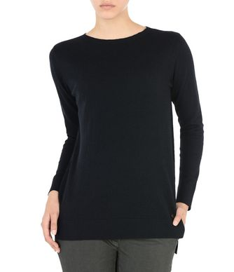 NAPAPIJRI DAME  WOMAN LONG SLEEVE JUMPER,DARK BLUE
