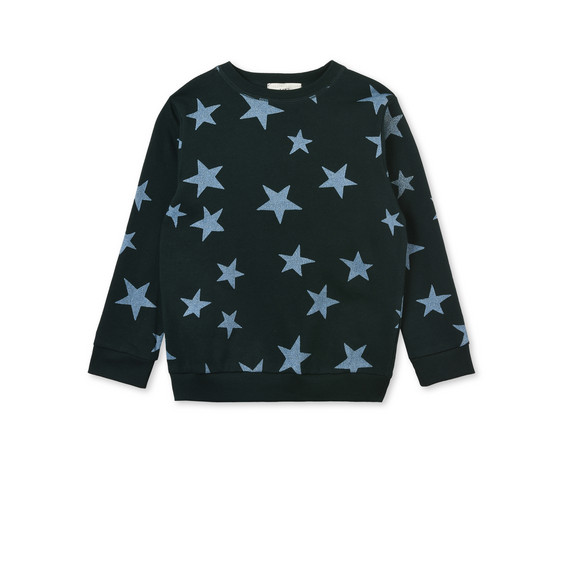 Betty Blue Star Print Jumper