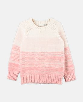 Freddie Pink Knit Sweater