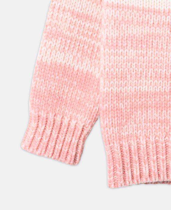 STELLA McCARTNEY KIDS Freddie Pink Knit Sweater Jumpers & Cardigans D h