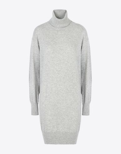 MAISON MARGIELA 4 Minidress D Turtleneck sweater dress f