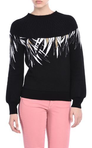 JUST CAVALLI Long sleeve sweater D Long-sleeved jumper f