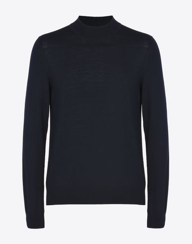 MAISON MARGIELA Crewneck sweater U Light weight wool jersey sweater f