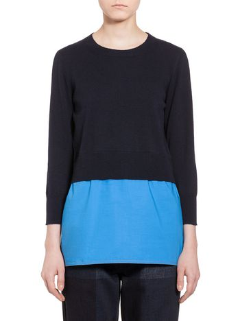 Marni Sweater in cashmere and silk Woman