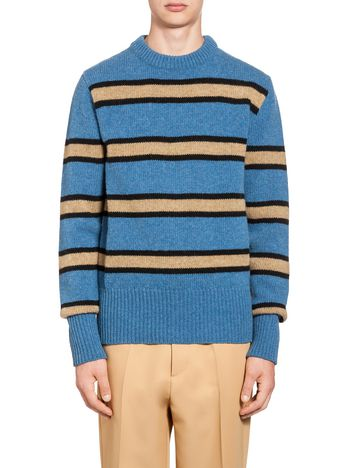 Marni Virgin wool knit  Man