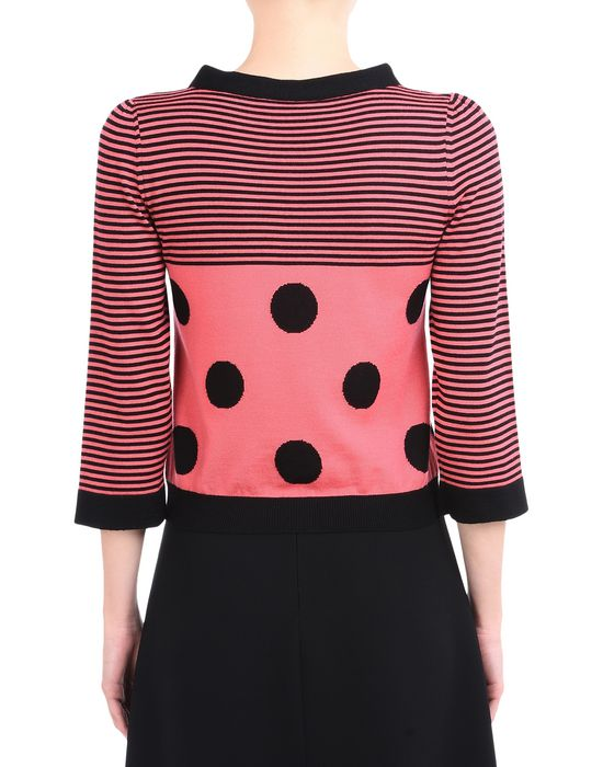 Short sleeve sweater Woman BOUTIQUE MOSCHINO