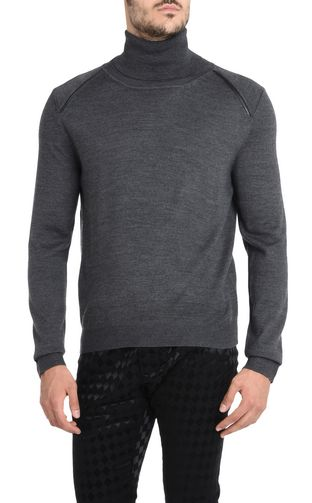 JUST CAVALLI Crewneck sweater U Crew neck pullover with print design f