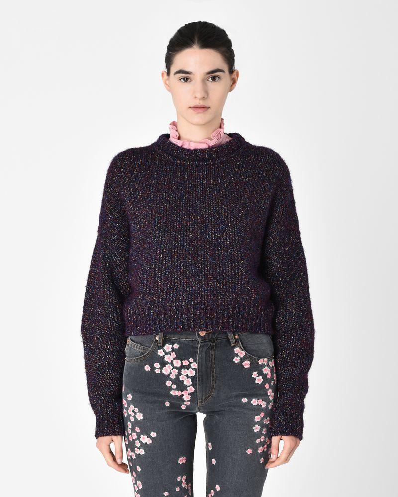 ARTY oversize lurex jumper  ISABEL MARANT