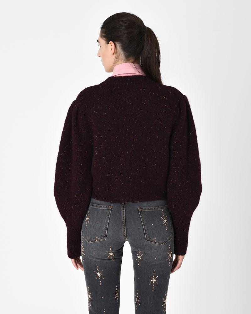 ELAYA 오버사이즈 알파카 스웨터 ISABEL MARANT