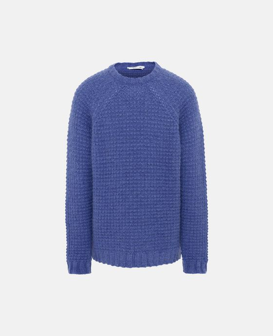 Lavender Mohair Kristoff Sweater