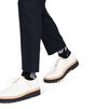 STELLA McCARTNEY MEN Blue Tapered Peader Pants Men Cropped Trousers U a