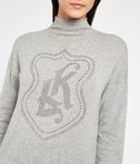 KARL LAGERFELD KL Gemstone Sweater 8_r
