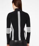 Black & White Ottoman Sweater