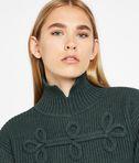 KARL LAGERFELD Soutache Detail Sweater 8_e