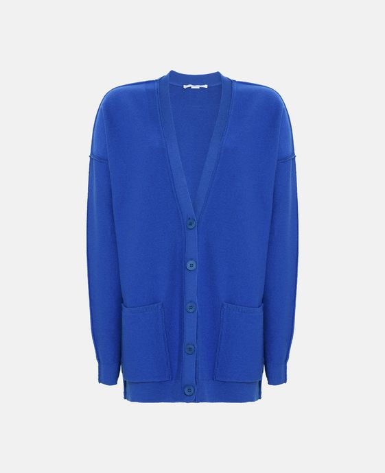 Azure Blue Cardigan