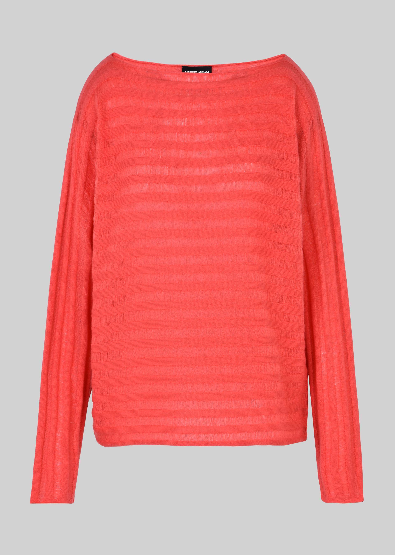GIORGIO ARMANI CASHMERE SWEATER Sweater D r