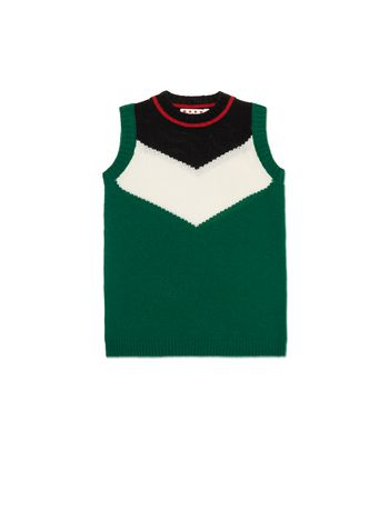 Marni DRESS IN VIRGIN WOOL  Woman