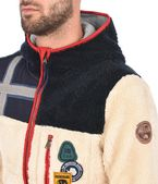 NAPAPIJRI YUPIK HOOD Fleece Man e