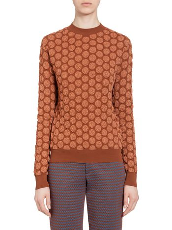 Marni Knit in nylon Woman
