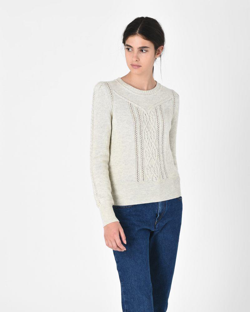 KANDIS knit sweater ISABEL MARANT ÉTOILE