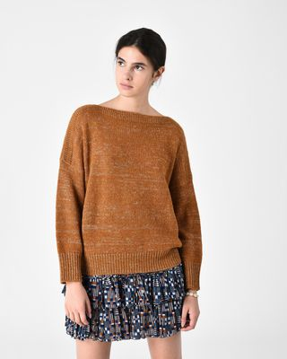 GRACE oversize knit jumper