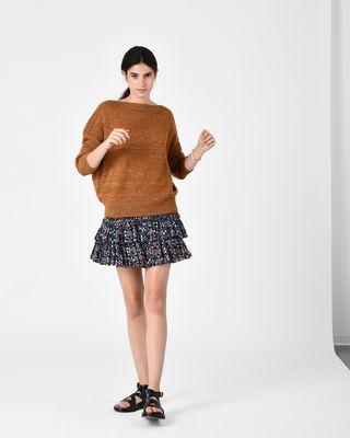 ISABEL MARANT ÉTOILE LONG SLEEVE SWEATER Woman GRACE oversize knit jumper r